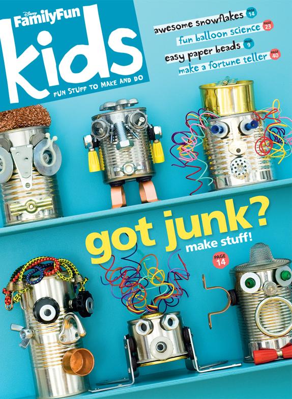 Giveaway Disney Familyfun Kids Magazine Curly Birds