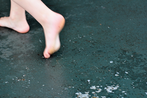 Naked Feet Nola