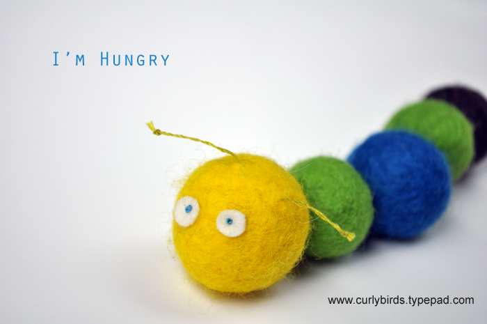 Wet-Felted-Caterpiller-by-C