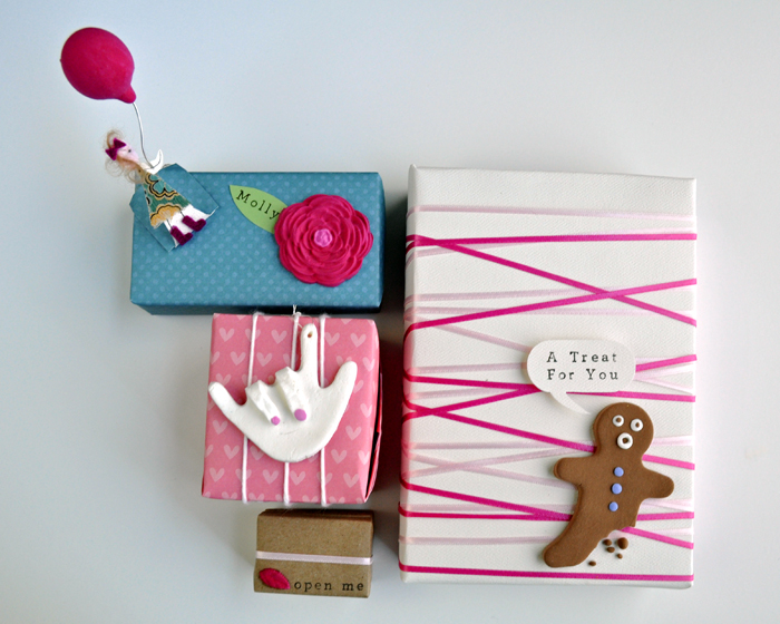 Pretty Gifts by Curly Birds