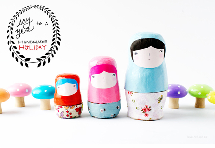 Nesting Dolls by Say Yes to Hoboken