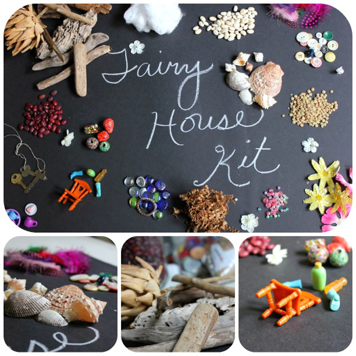 Fairy House Kit by Momfluential