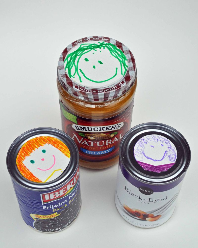 Encouragement for Food Bank Recipients by CUrly Birds