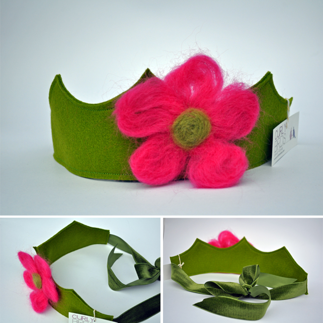 Handmade for Newtown  Crown