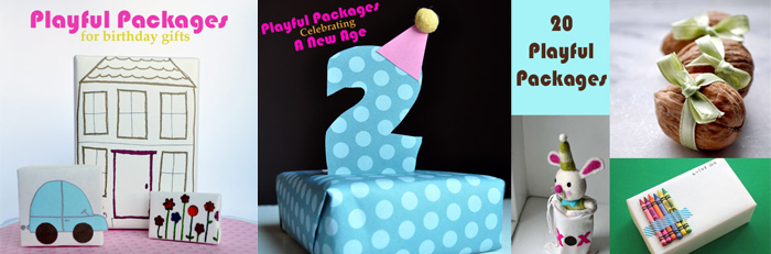 Packages by Curly Birds