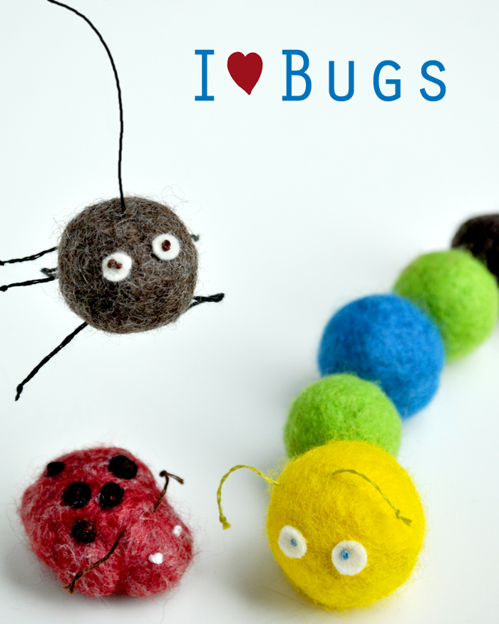 Wet-Felted-Bugs-by-Curly-Bi