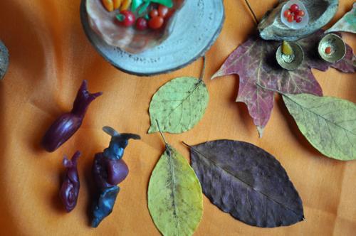 Seasonal Nature Table for Bella Moon 5