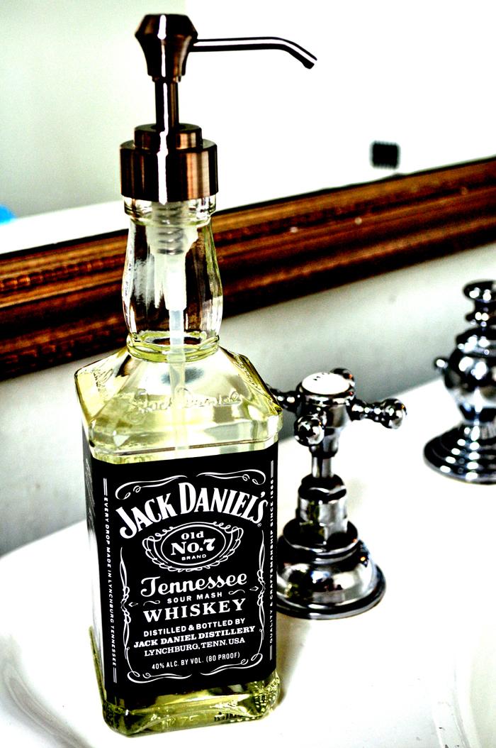 Jack Daniels Soap
