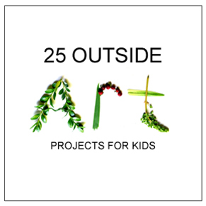 Outside Art Projects by Curly Birds 1