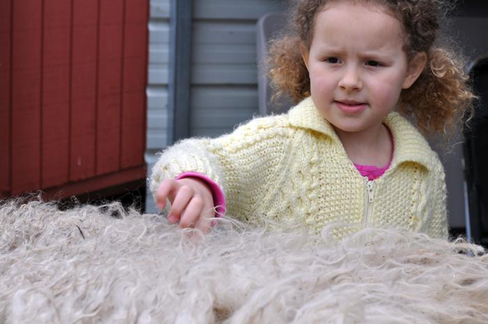 Farm Girl by Curly Birds 3