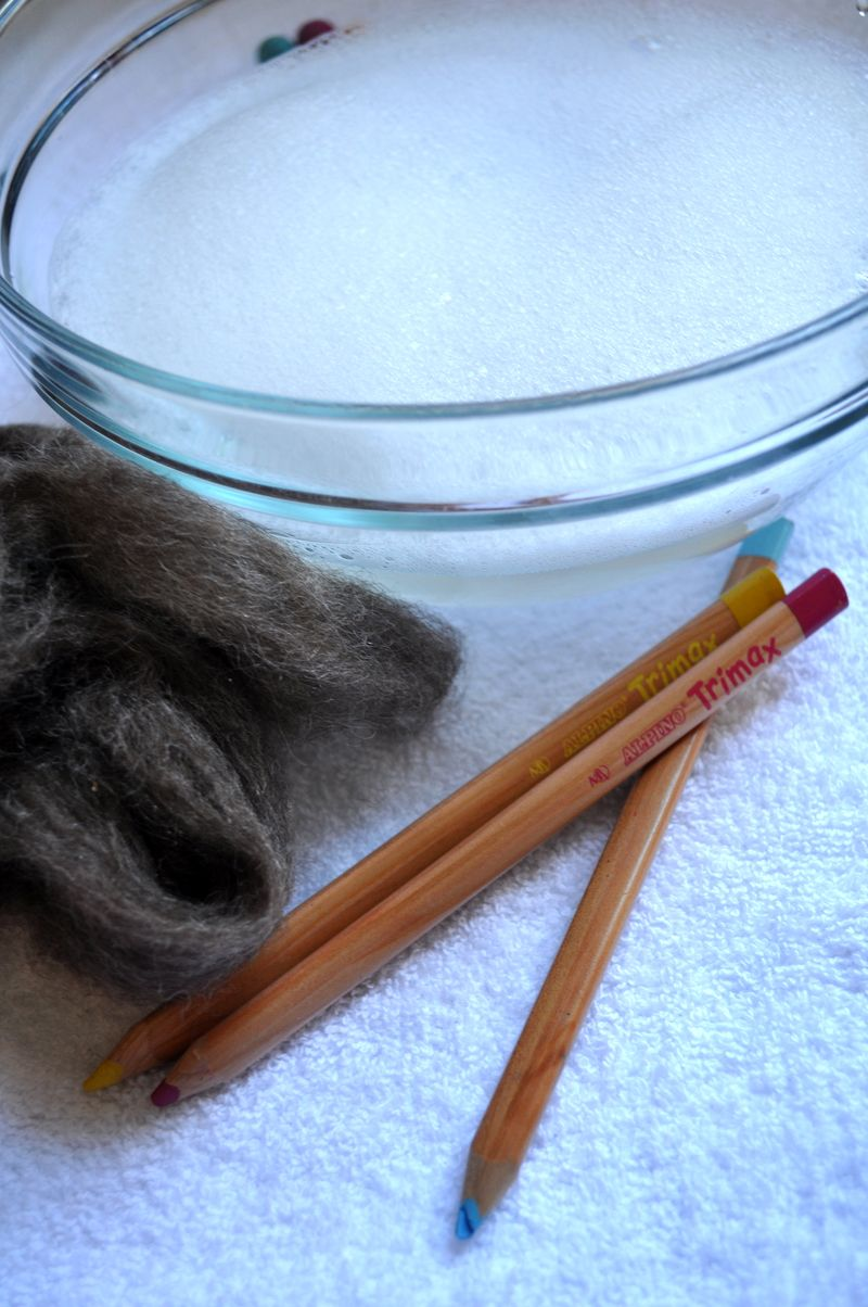 Twirly Pencil Cozy 2 by Curly Birds