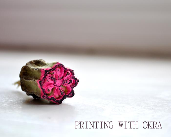 Okra by Curly Birds