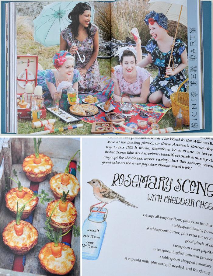 Vintage Picnic Tea Party