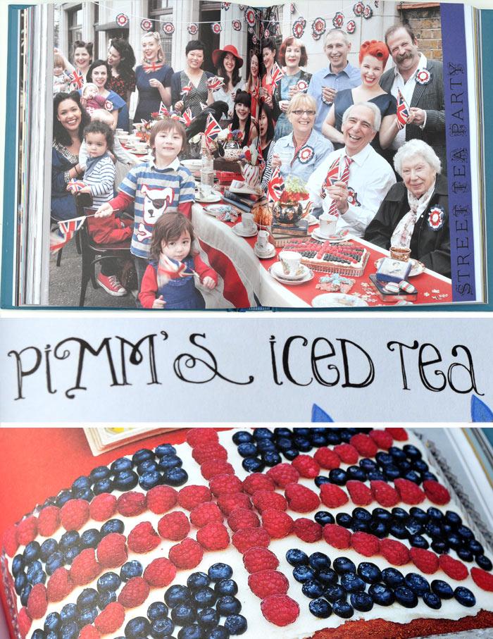 Vintage Street Tea Party