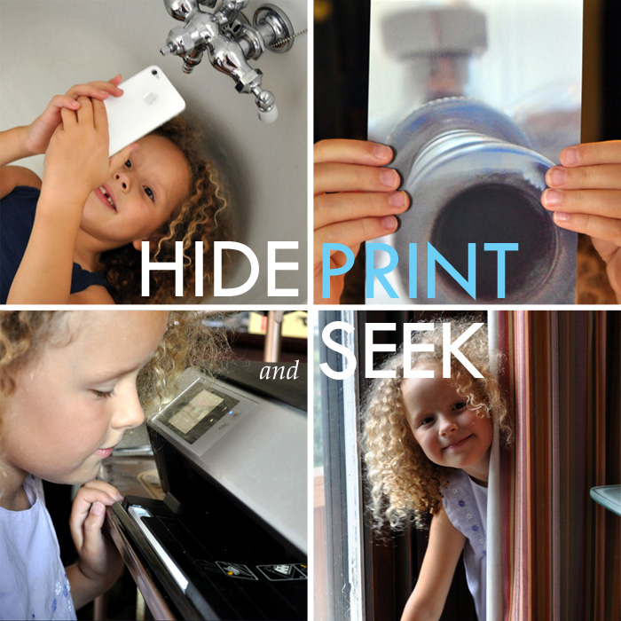 Hide Print and  Seek
